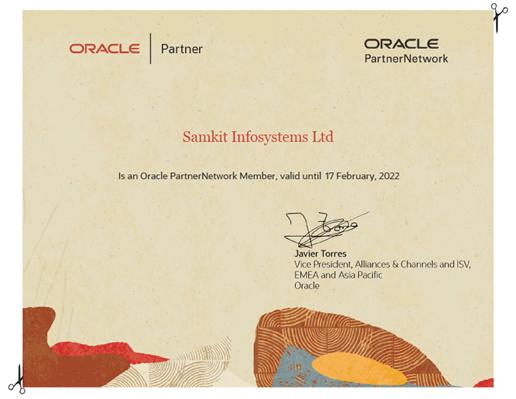 OPN Certificate